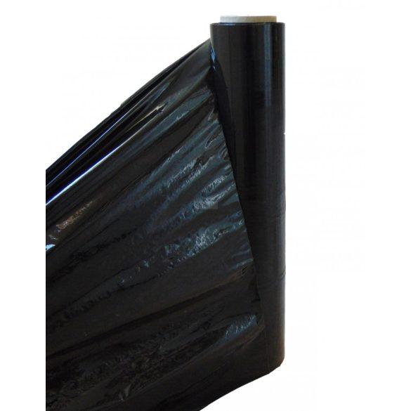 Kézi stretch fólia fekete (23 mikron)