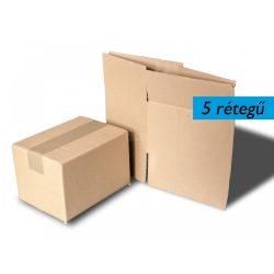 Papírdoboz 600x400x400mm, 5 rétegű