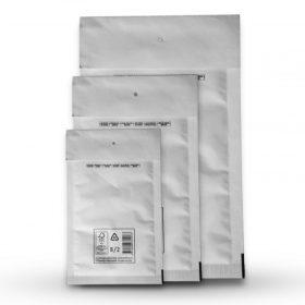 Buborékos borítékok (bélelt borítékok)